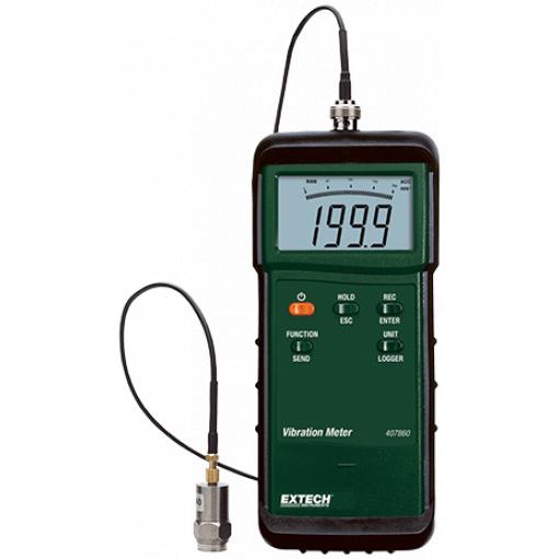 407860 Vibration Meter