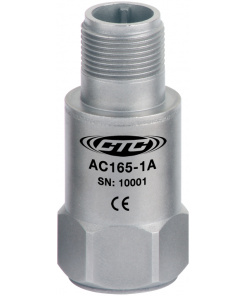 AC165 - 3 Wire Negative Voltage Accelerometer