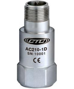 AC210 - Premium Accelerometer