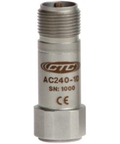 AC240 - Premium Series mini-MIL Accelerometer