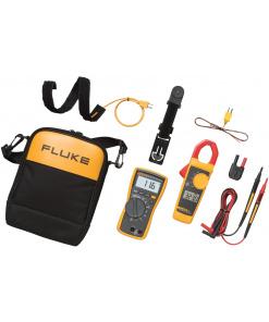 Fluke 116/323 HVAC Combo Kit - Includes Multimeter and Clamp Meter