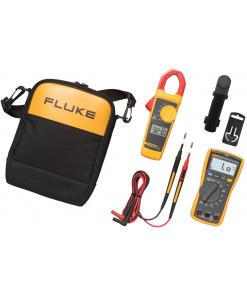 Fluke 117/323 Electricians Combo Kit, Digital Multimeter and Clamp Meter