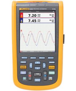 Fluke 125B/INT/S Series Industrial ScopeMeter handheld Oscilloscopes