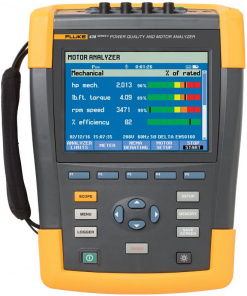 Fluke 438-II Power Quality Analyzer & Motor Analyzerr Analyzer
