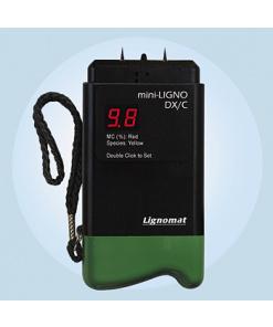 DX/C Lignomat Pin Wood moisture meter