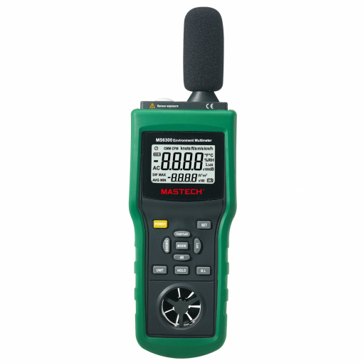 MS6300 Environmental Meter